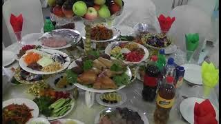 Суннят тои Баирам поселок Джамбул