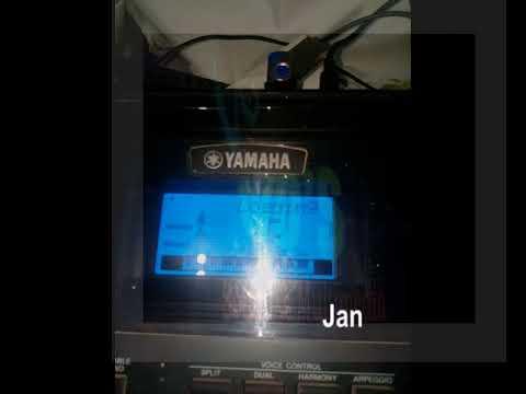 Yamaha PSR E433 Cara Load/memasukan Style