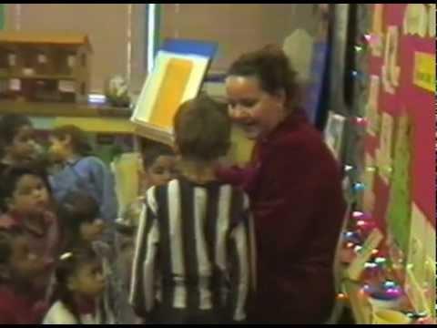 John W. Gates Elementary School - Aurora, IL - 1998 video for School Board presentation