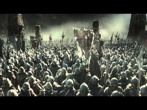 Orcs march on Minas  Tirith 15 min