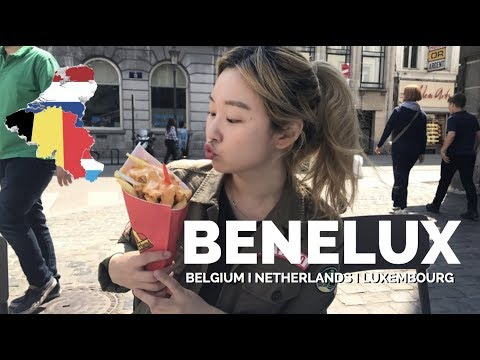 🇳🇱🇧🇪🇱🇺 BENELUX: BELGIUM, NETHERLANDS, LUXEMBOURG 베네룩스 벨기에 네덜란드 룩셈부르크 여행