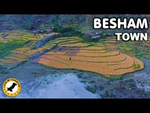 Besham Town - Shangla District - Khayber Pakhtunkhwa - Pakistan