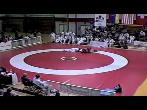 1999 Canada Cup: 130 kg Colbie Bell (CAN) vs. Frans van den Heever (RSA)