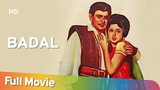 Badal (1966) (HD) Hindi Full Movie | Sanjeev Kumar | L. Vijayalakshmi | Classic Hindi Movie