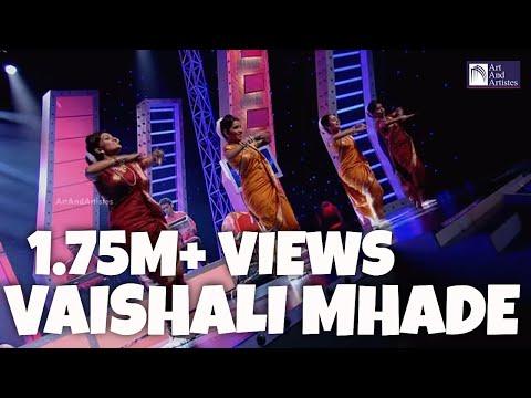 Lavani | Vaishali Mhade | Vijaya Palav | Marathi Folk | Indian Music | Idea Jalsa | Art and Artistes