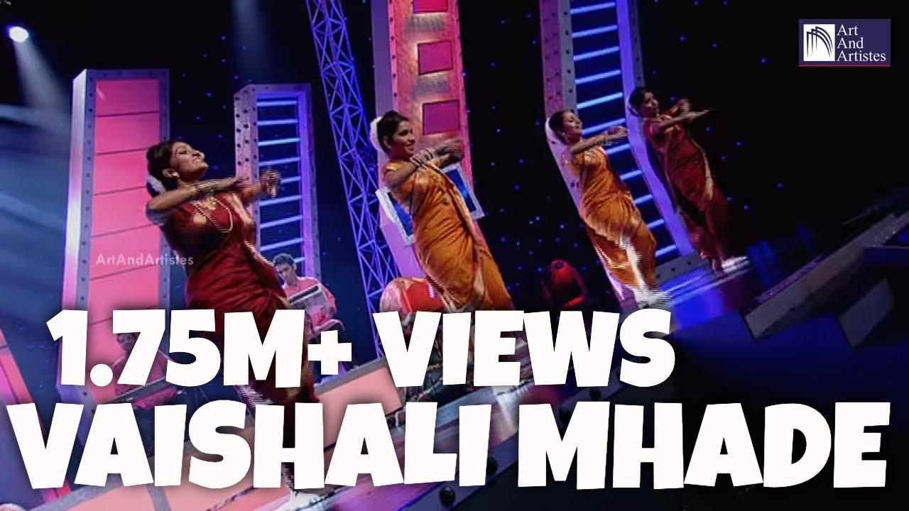 Download Natale Tumchya Sathi   Lavani   Vaishali Mhade   Marathi Folk