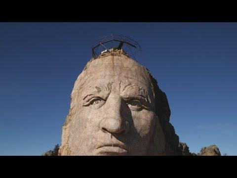 Crazy Horse Memorial Bigger Than Mount Rushmore