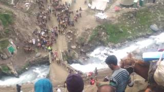 Amarnath yatra from Baltal route
