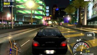 Street Racing Syndicate: PC gameplay
