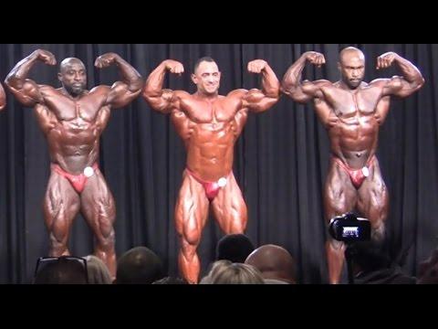 2016 Miami Muscle Beach IFBB Pro Men's 212 Bodybuilding