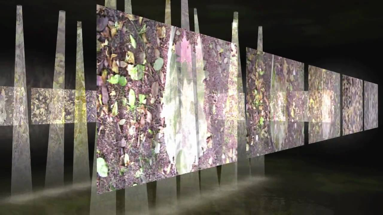 Virtual Art Installation John Jones Jjgallery Youtube