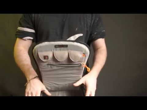My Street Theft Protection - Lowepro Flipside 400 AW Review