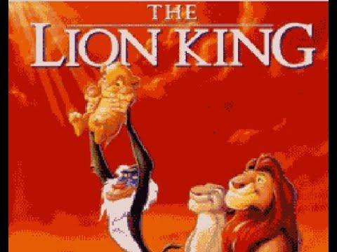[J2ME] The Lion King Playthrough   240x320   GoodGameTime   GGT