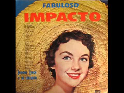 Enrique Lynch Y Su Conjunto - Mas Impacto (Vinyl, LP) at
