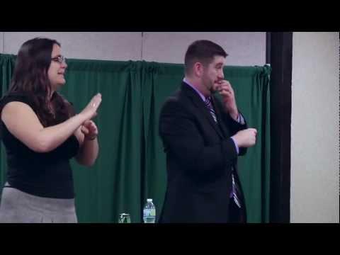 MCDHH Deaf Empowerment Symposium: Elijah Buchholz
