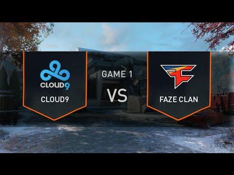FaZe Clan Vs Cloud9 | MLG Orlando Open 2016 Day 2