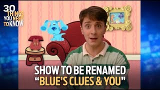 'Blues Clues' Is Back With New Title & Host