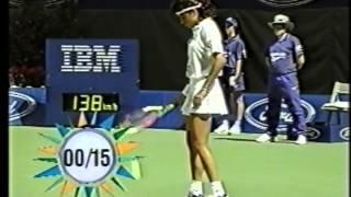 Gabriela Sabatini v Mary Pierce Australian Open 1994 pt1