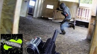 Paintball Explosion Madness!