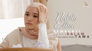 Nabila LIDA - Sembunyi Dalam Tawa | Official Music Video