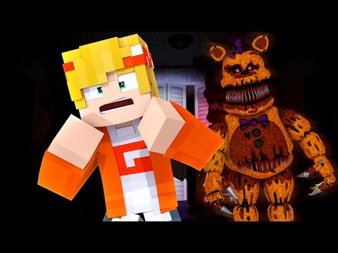 Five Nights at Freddy's in Minecraft Murder! 😨 (LIVE) | TRyzes thumbnail