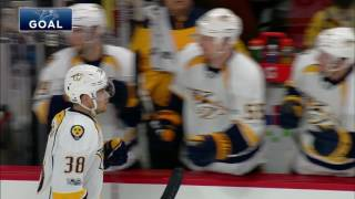Arvidsson stays hot, shoots one in from deep in the corner