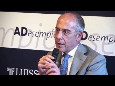 ADesempio – Incontro con Francesco Starace