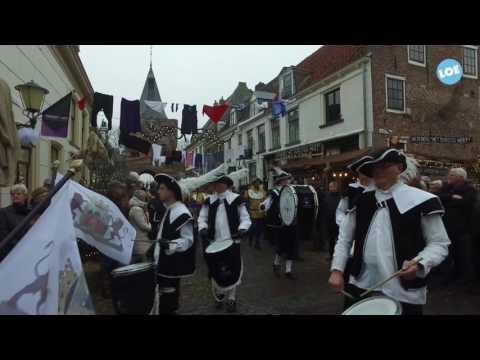 Kerst in de Vesting 2016 - LOE TV Elburg