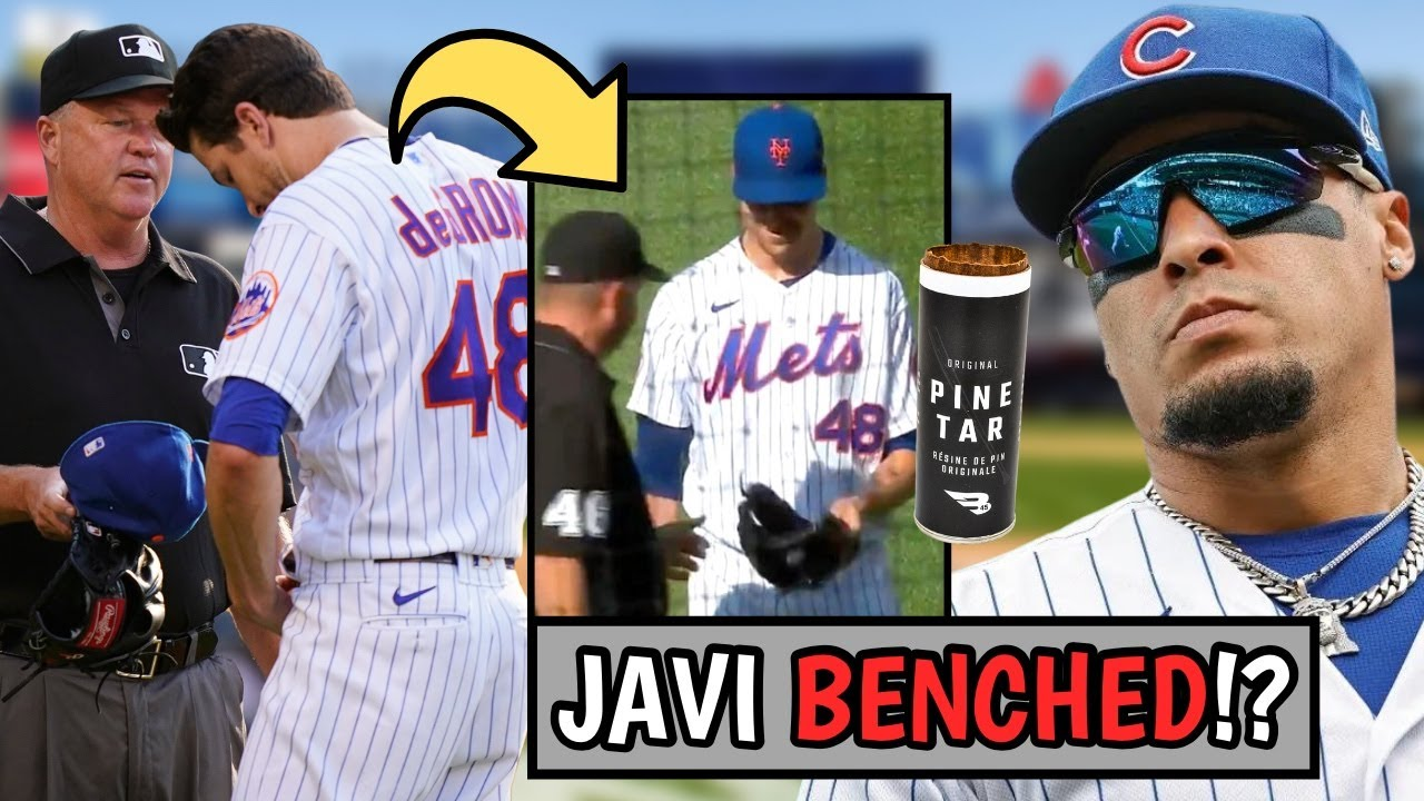 Jacob deGrom CHECKED FOR CHEATING By Umpires! Baez BENCHED For This!? Vlad Jr Derby (MLB Recap)
