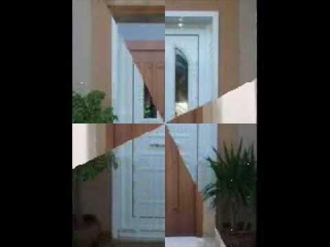 Puertas exteriores aluminio rafael velasco youtube - Modelos de puertas de aluminio para exterior ...