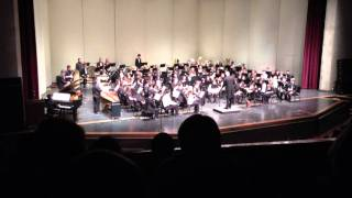 Song for Lyndsay - Andrew Boysen - 2012 San Joaquin County Honor Band