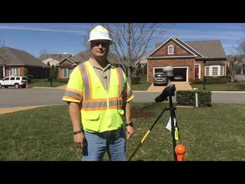 GPS Surveying Process - Columbia Gas of Virginia