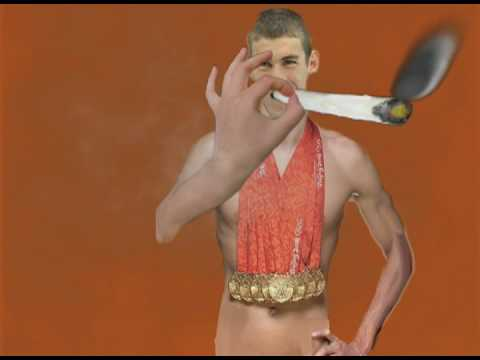 Phelps smoking weed michael