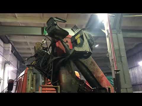 Гарантийный ремонт КМУ ПАЛФИНГЕР PK23500 гидрораспределитель