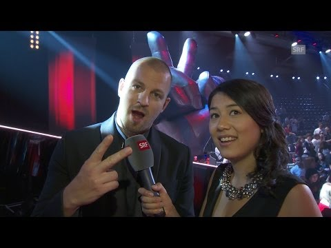 Interview mit Coach Stress nach dem Finale - The Voice of Switzerland 2014