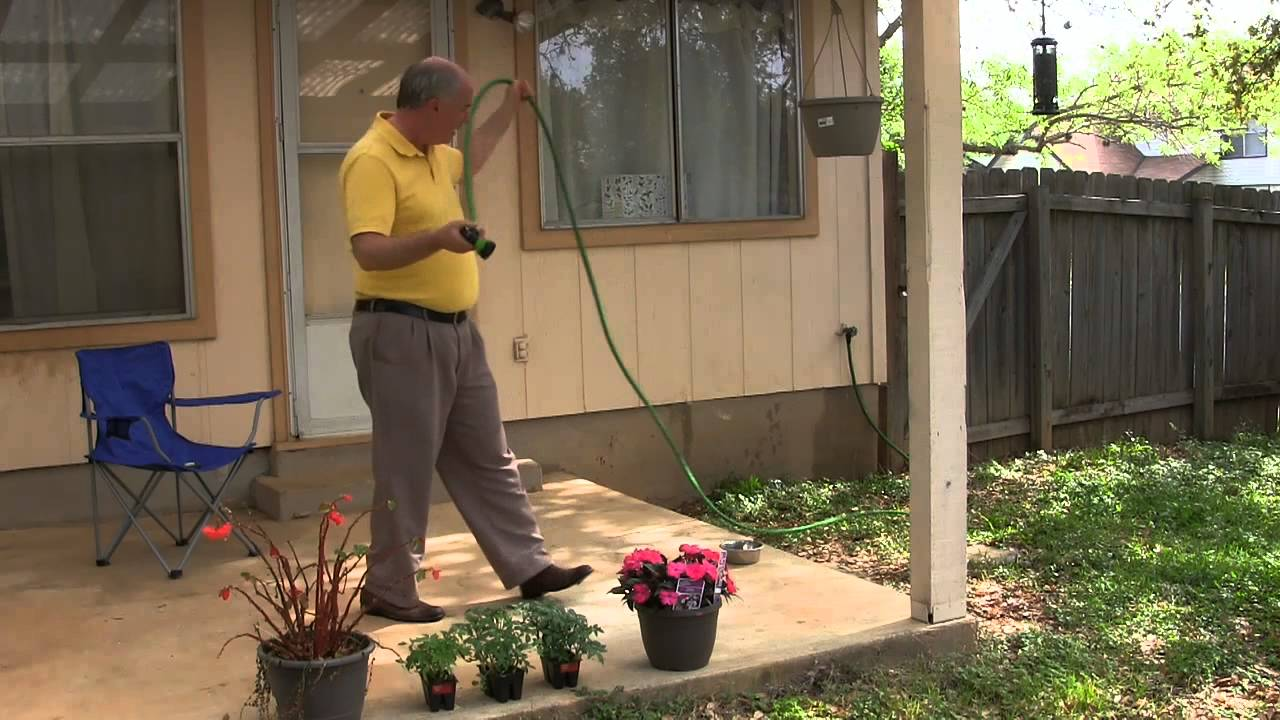 Flex-Able Hose Review - YouTube