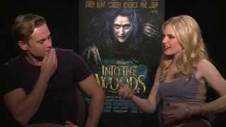 connectYoutube - Into The Woods Interview - Mackenzie Mauzy & Billy Magnussen