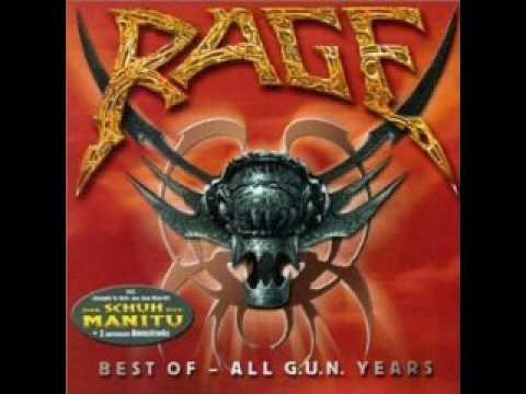 Клип Rage - Six Feet Under Ground