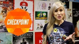 Checkpoint (18/06/14) - Kojima deprimido, filme de Resident Evil e Capcom à venda