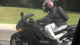Zx11 Ninja on Garden State parkway alexlexus