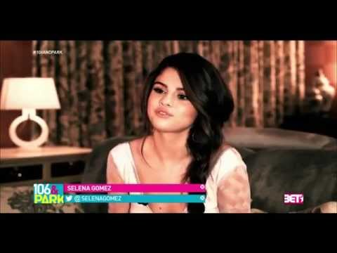 Selena Gomez on 106 & Park