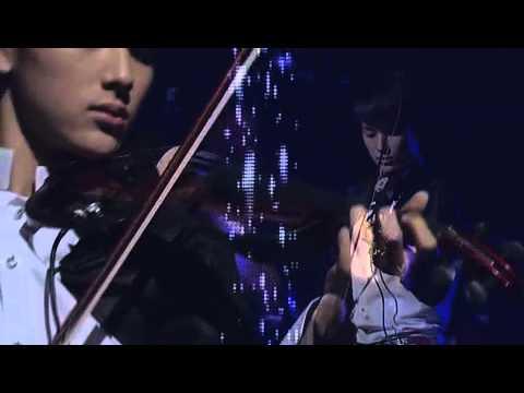 SiWan (violin) and HyungSik (Vocal) - Snow Flower