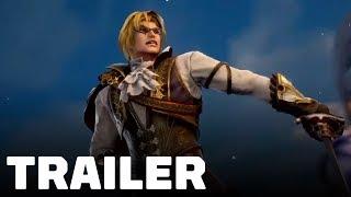 Soulcalibur VI - Raphael Character Reveal Trailer - TGS 2018