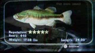 Rapala Fishing Frenzy Monster Fish