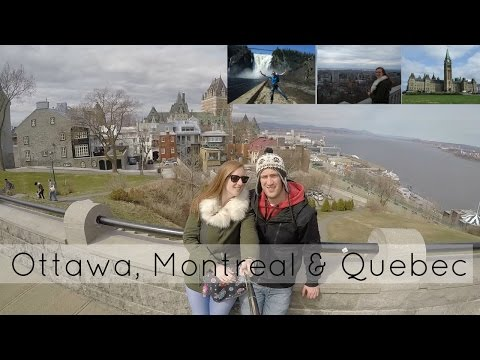 Ottawa, Montreal and Quebec City April 2015 GoPro Hero 4 Silver