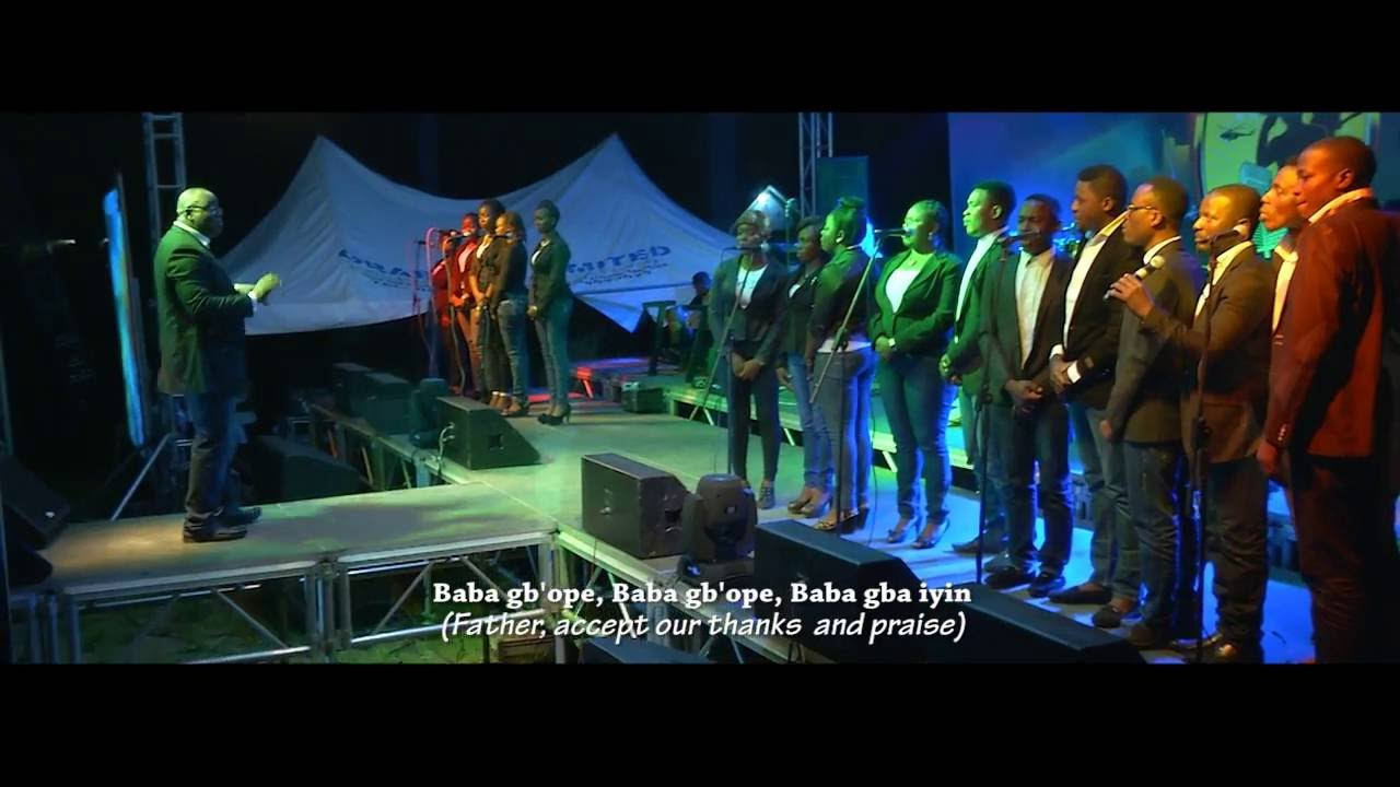 Download Oye Kadupe BY EMERALD CHORALE