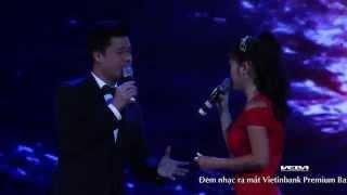 Quang Dũng ft. Hồng Nhung - Tình Nhớ - Vietinbank Đỏ Live Concert by Veba Group