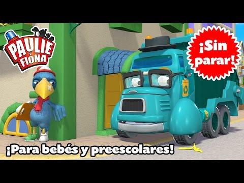 Paulie y Fiona - ¡Sin parar! Animación infantil de larga duración Bundle 06