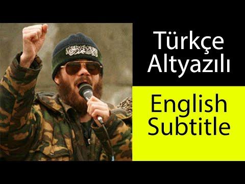Çeçen Marşı Türkçe Altyazılı - Chechen Anthem English Subtitle indir
