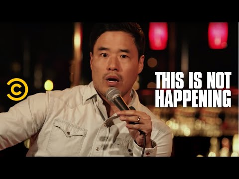 This Is Not Happening  Randall Park  Bullies & Diarrhea  Uncensored